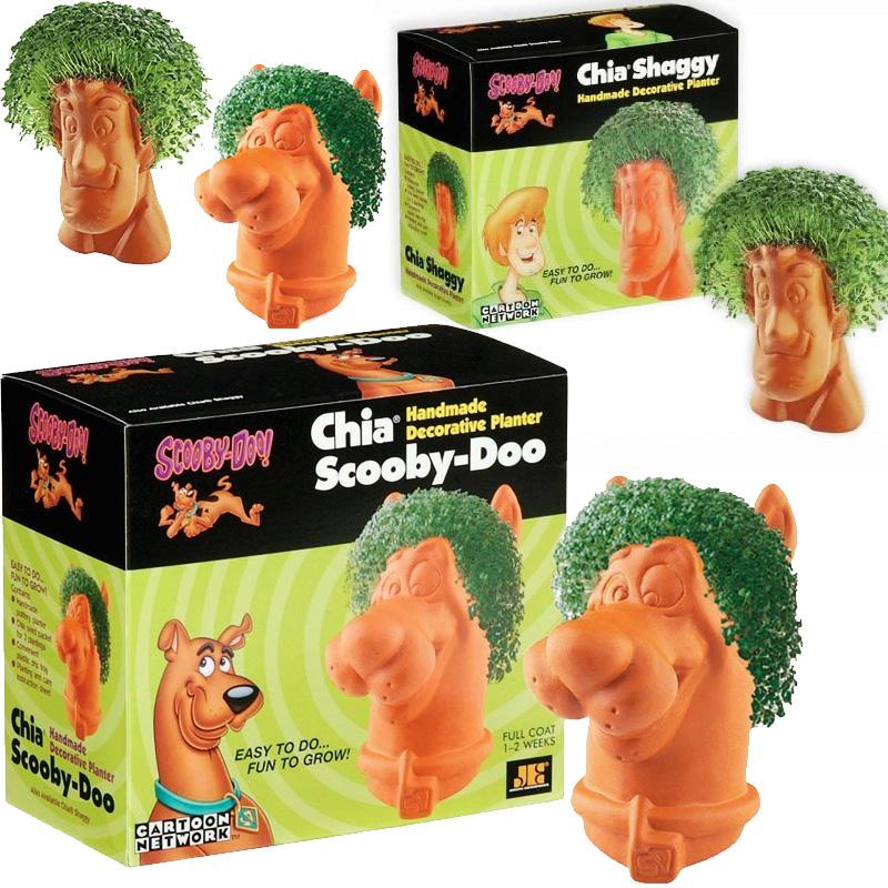 Scooby-Doo-Chia-Pets