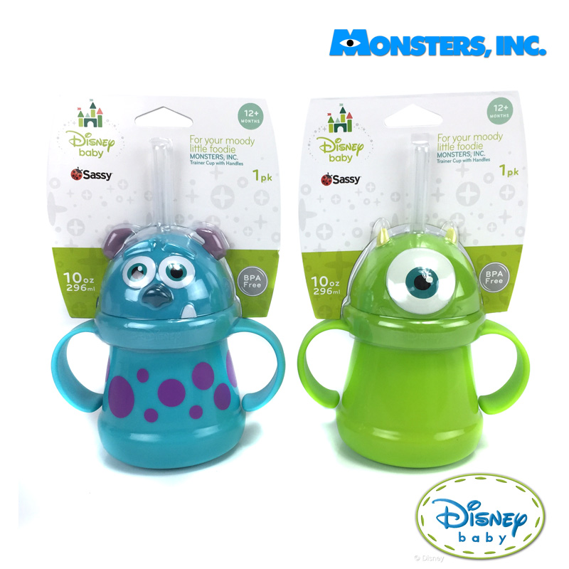 Sully-AND-Mike-Wazowski-Sippy-Cups-Set-by-Disney-Baby