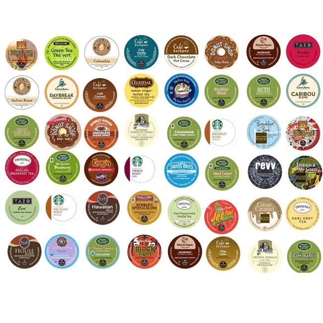 13 Deals 48 K Cup Variety Pack Original Keurig And Vue