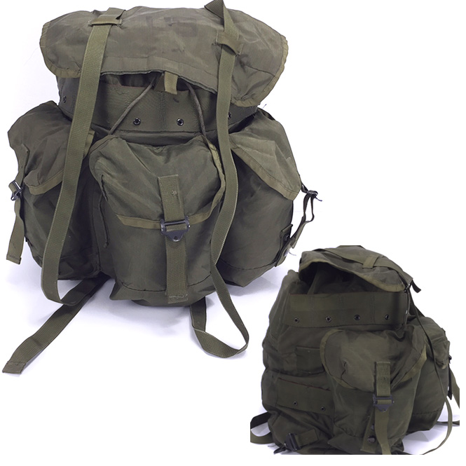 US-Military-Olive-Drab-Green-GI-Type-Alice-BackPack