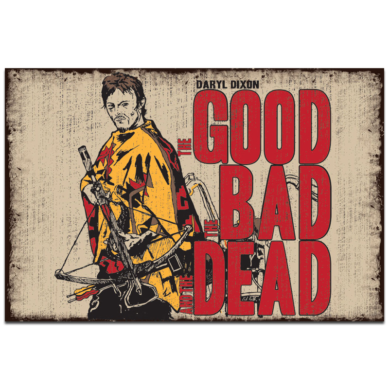 Daryl Dixon: The Good, The Bad and the (Walking) DEAD - 4\