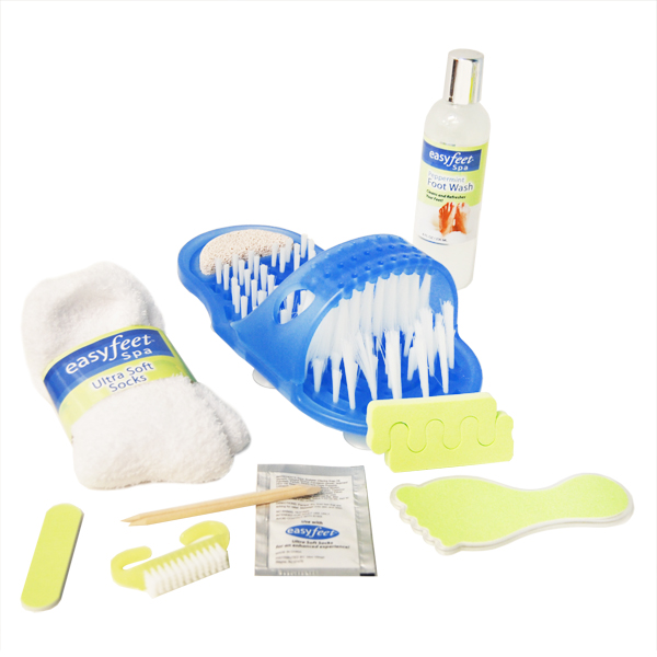 Easy feet spa gift set as seen on tv 13 deals for Abco salon supplies