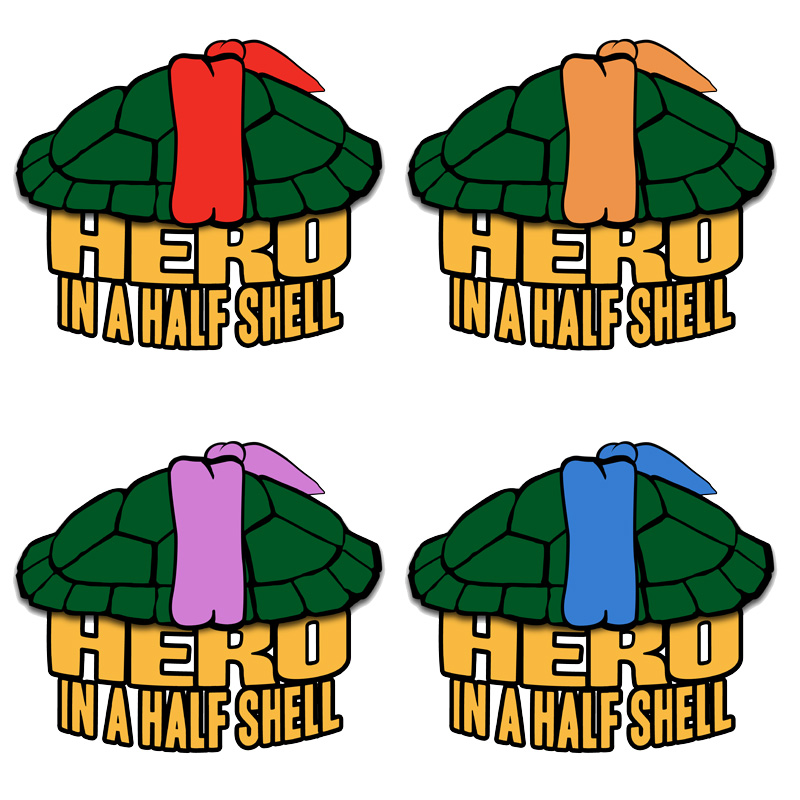 TMNT-Inspired-Hero-In-A-Half-Shell-Decals