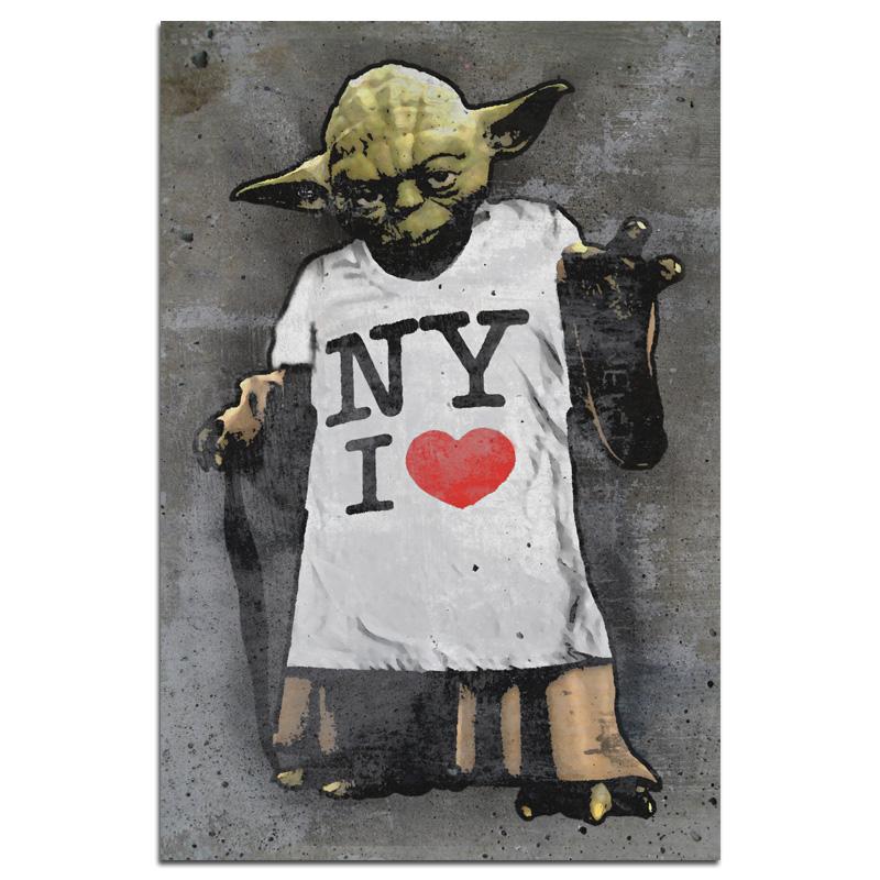 Star-Wars-Inspired-New-York-Yoda-Love-POSTER