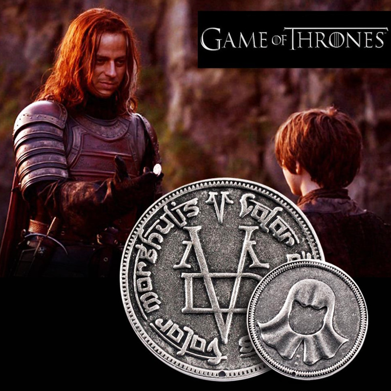 coin of the faceless man game of thrones inspired ships free 13
