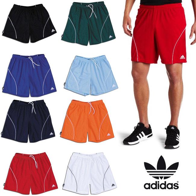 Mens-Adidas-Striker-Athletic-Shorts