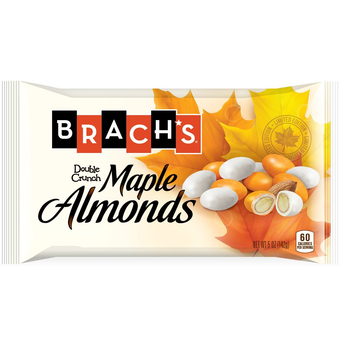 Brach`s Double Crunch Maple Al...