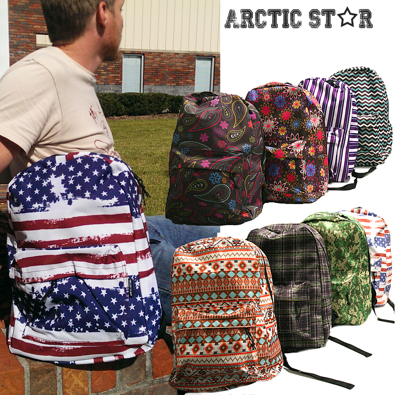 Arctic Star Backpacks - $6 (Re...