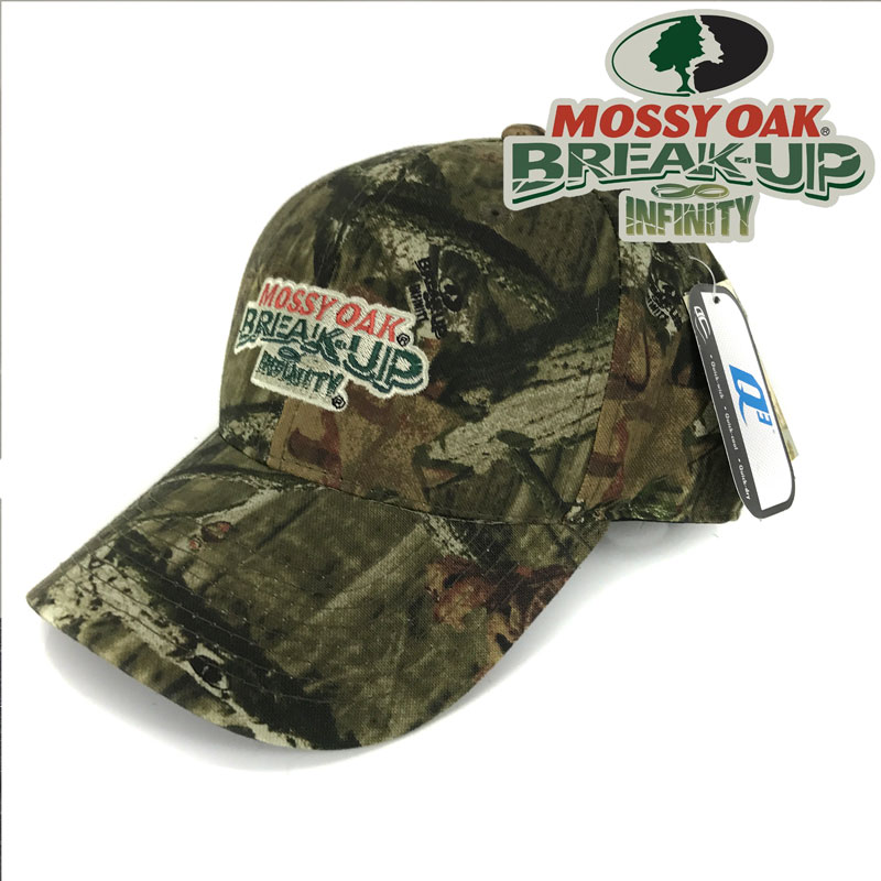 Mossy Oak Infinity Break Up Cap with Q3 Moisture Wicking - SHIPS FREE! 7aedc1c79af3