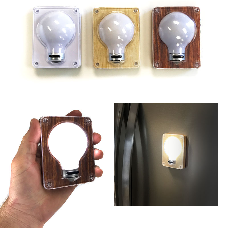 Wireless Bulb Stick Up Light W...