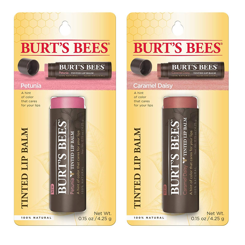 $9.99 (reg $28) 4 Pack of Burt...