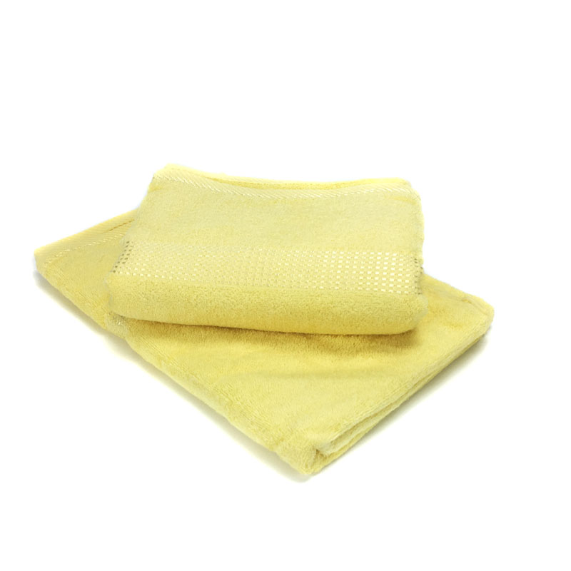 Gold Coast Quick Dry Extra Large Bath Towel In Sunshine