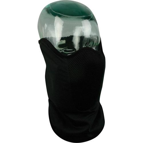 Exchanger Half Face Mask (Black)