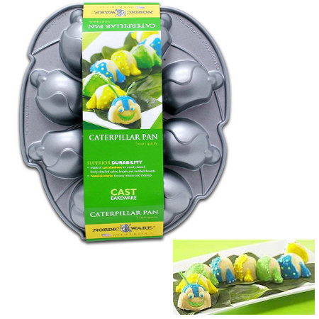 Nordic-Ware-Caterpillar-Cake-Pan