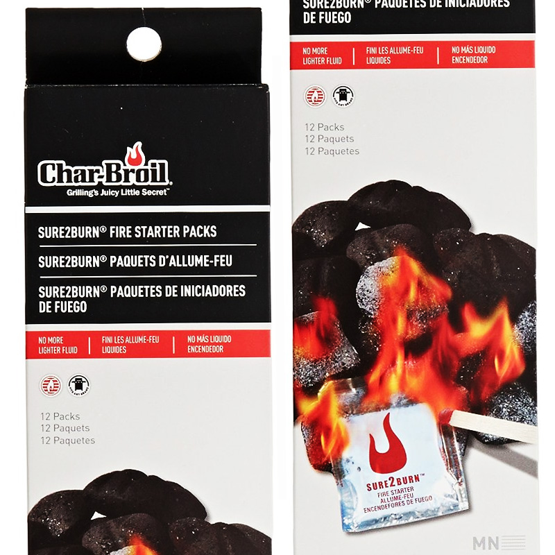 2 Pack of Char-Broil Sure-2-Bu...
