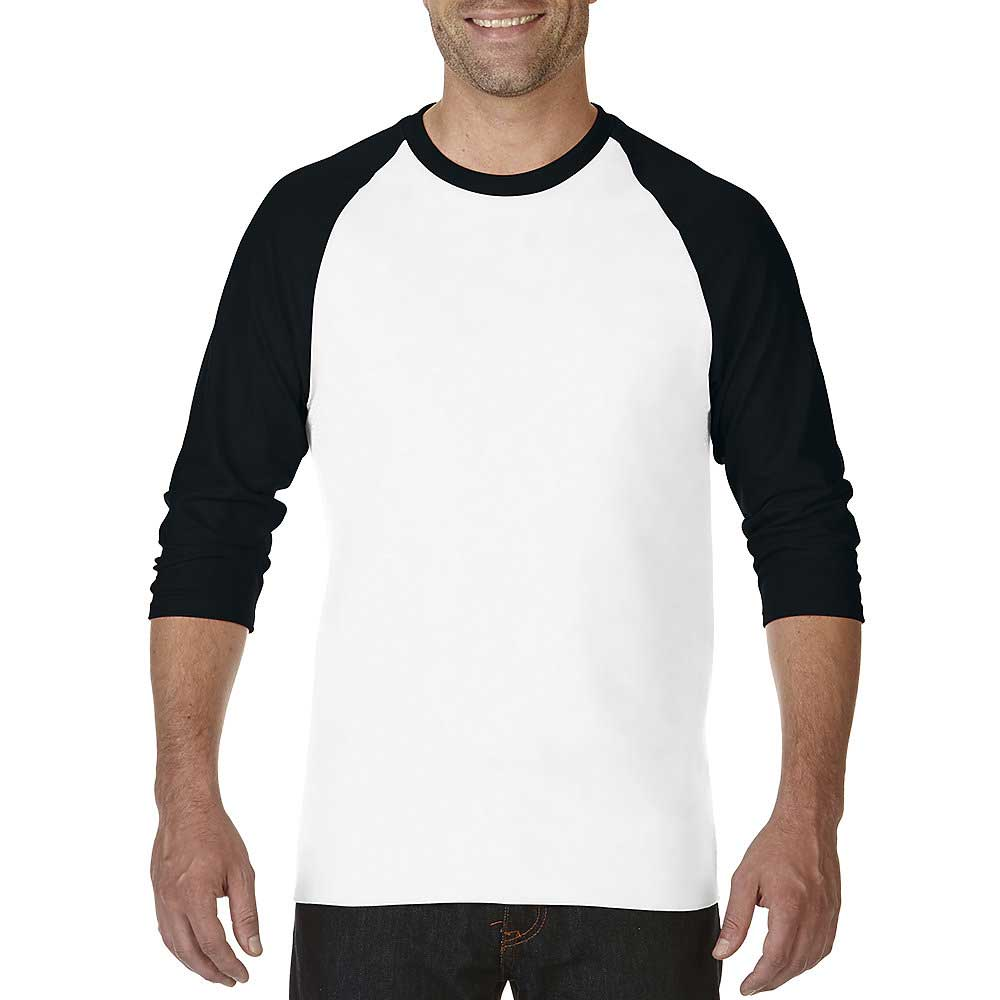 "2 Pack of Raglan ""Bas..."