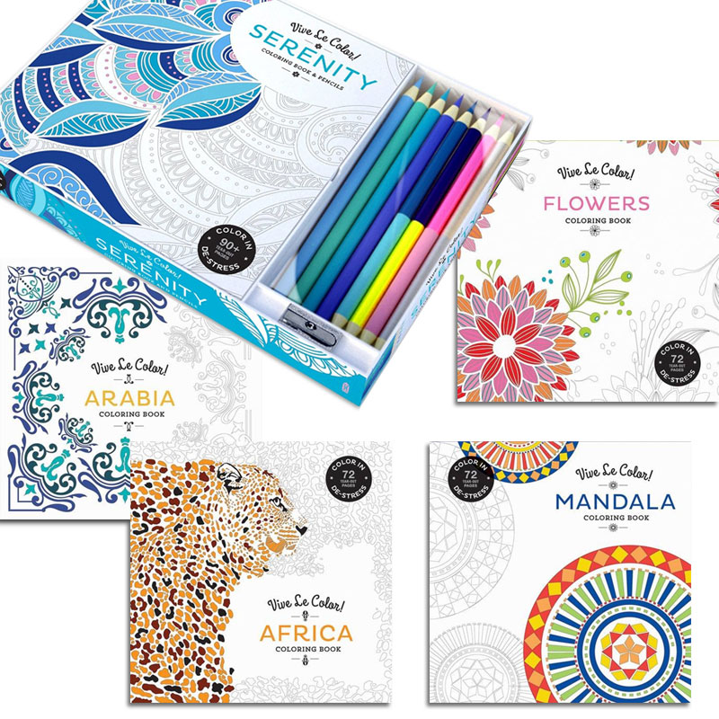 Ultimate Adult Coloring 5 Book...