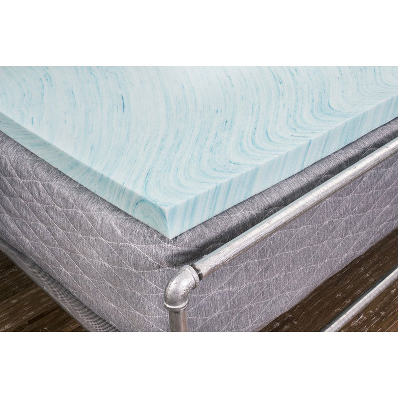Cooling Gel Memory Foam Mattre...