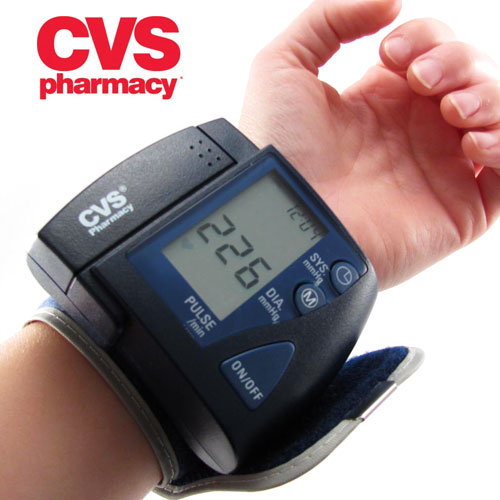 cvs blood pressure machine