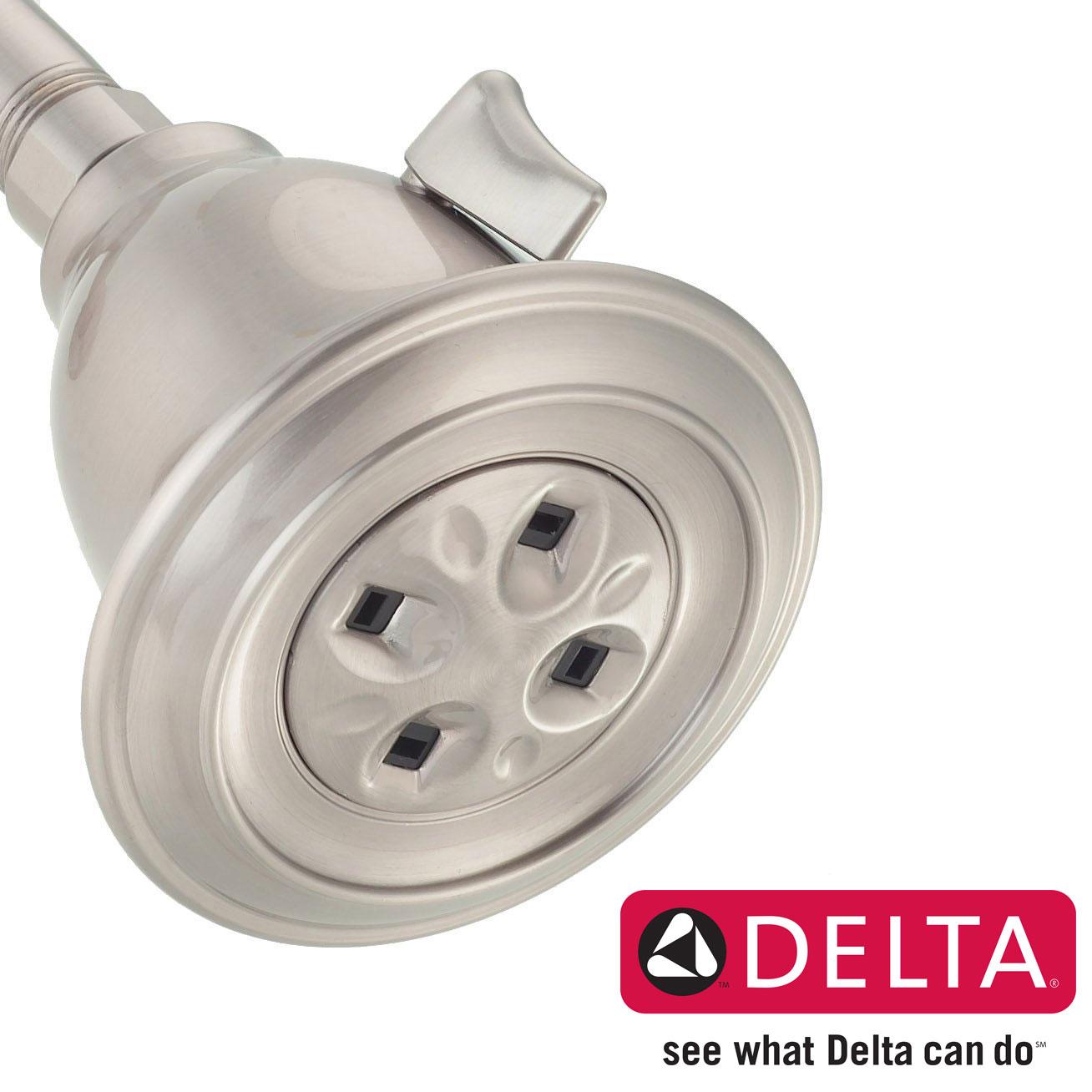 Delta-Adjustable-Water-Amplifying-Shower-Head-in-Satin-Nickel-Finish