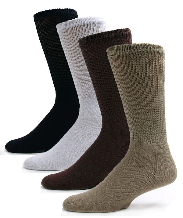6 Pairs of Diabetic Socks