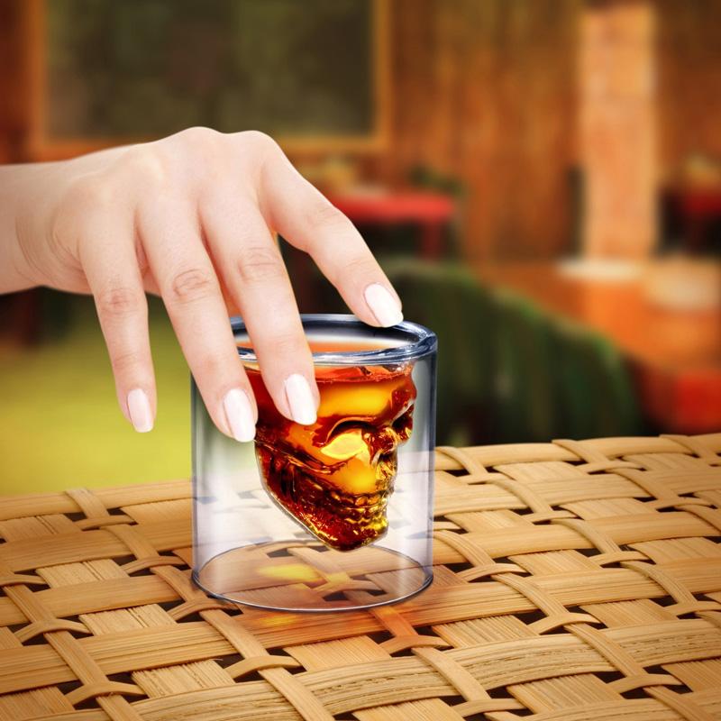 Crystal-Skull-Shot-Glass