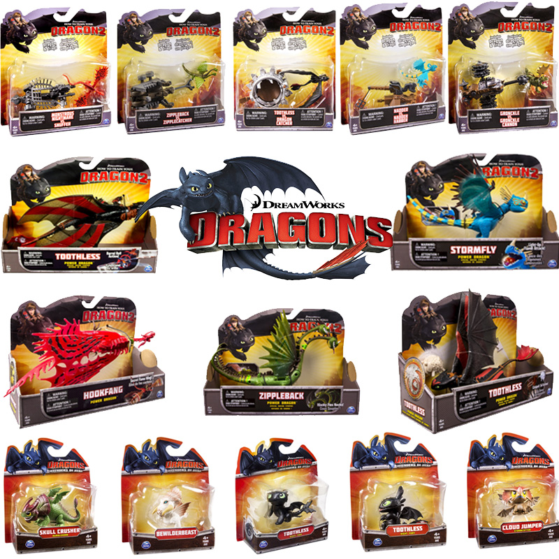 DreamWorks-How-To-Train-Your-Dragons-Action-Figures