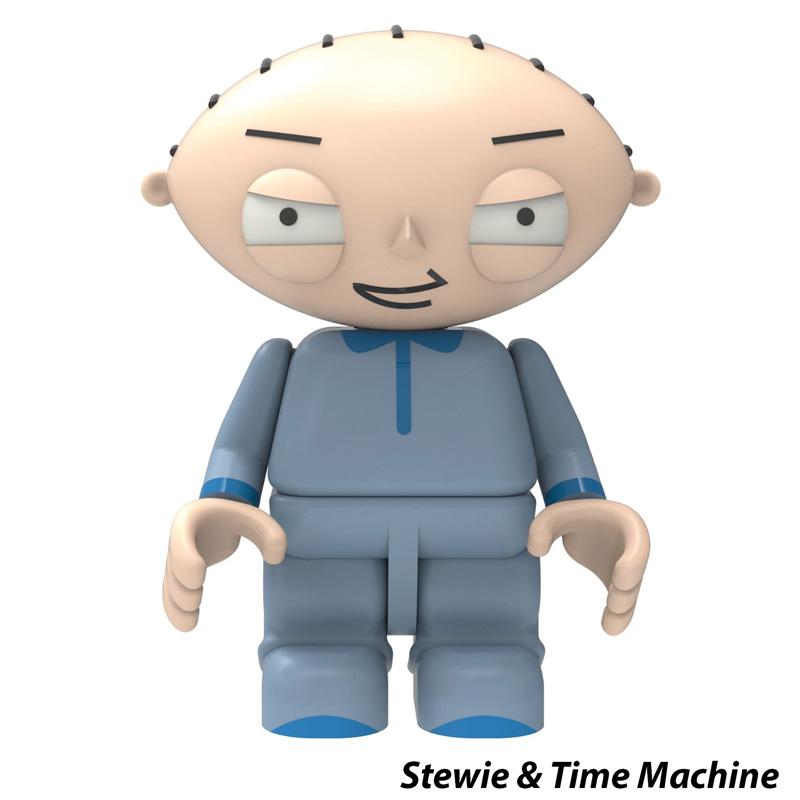 stewie time machine