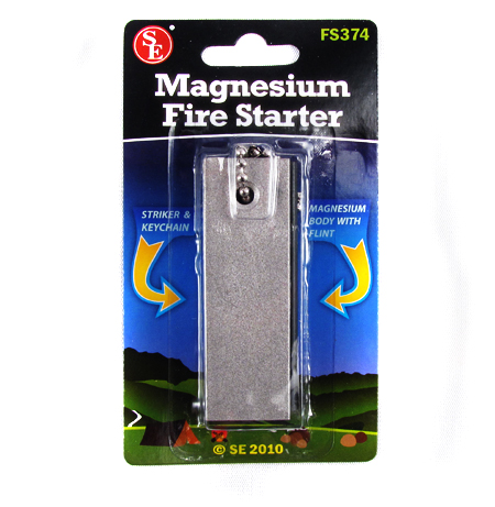 Magnesium-Fire-Starter