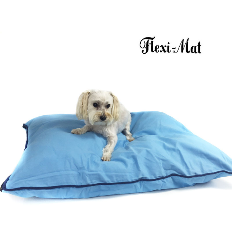 Add-Your-Own-Stuffing-Dog-Bed-by-FlexiMat