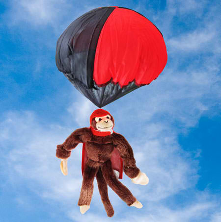 Limited Edition Super Screaming Flying Monkey With