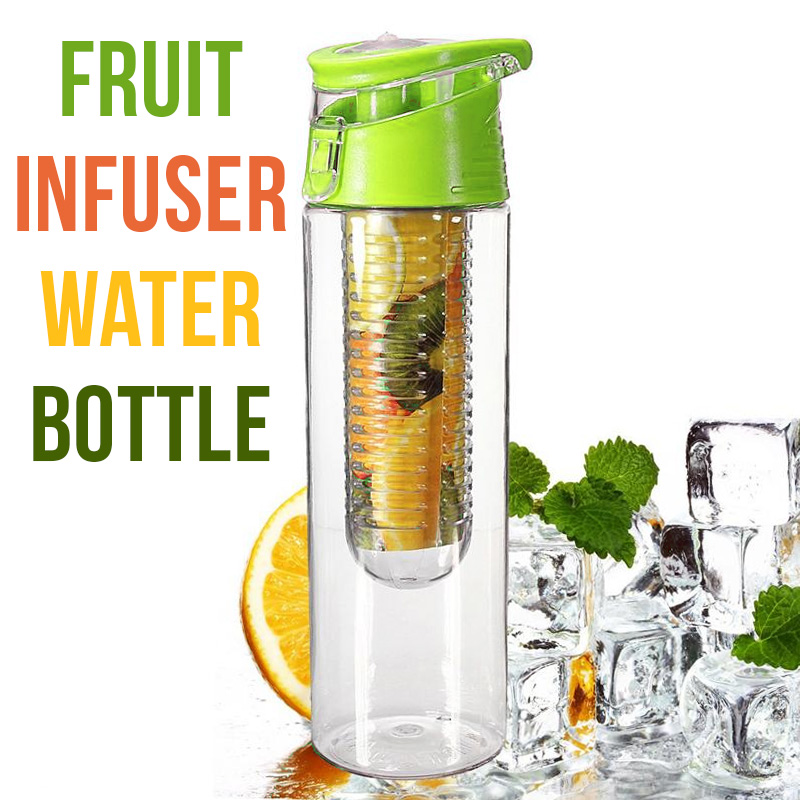 FREE Fruit Infusing 27oz Water...