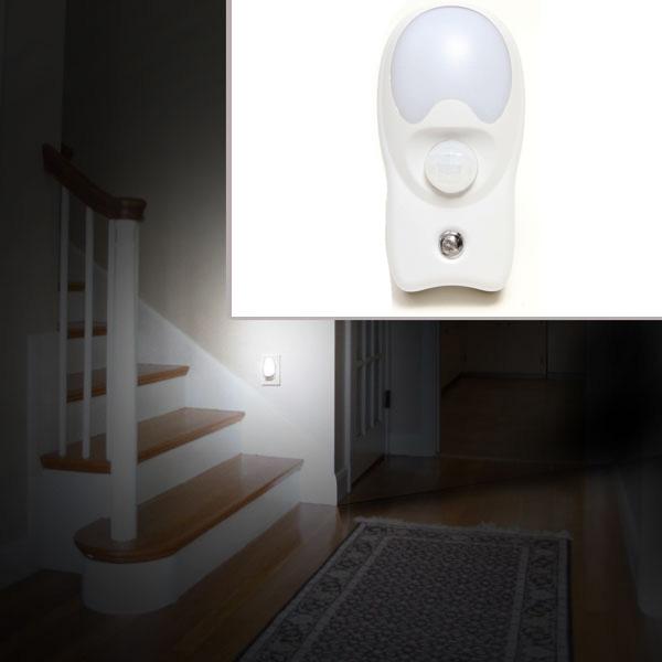 Green-Choice-Energy-Saving-Motion-Sensor-Night-Light