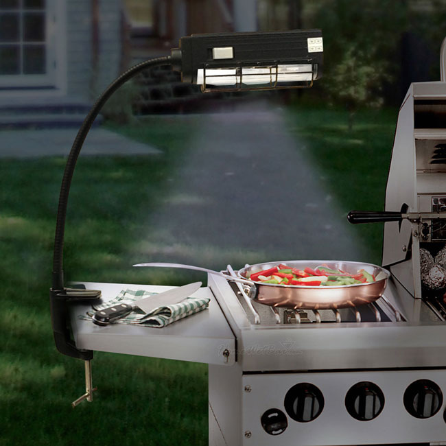 Bbq Grill Light By Yard Play Now You Can Grill At Night