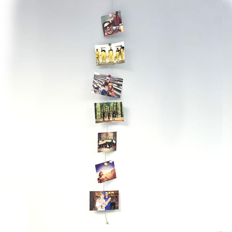 Magnetic Wire Photo Display Ha...