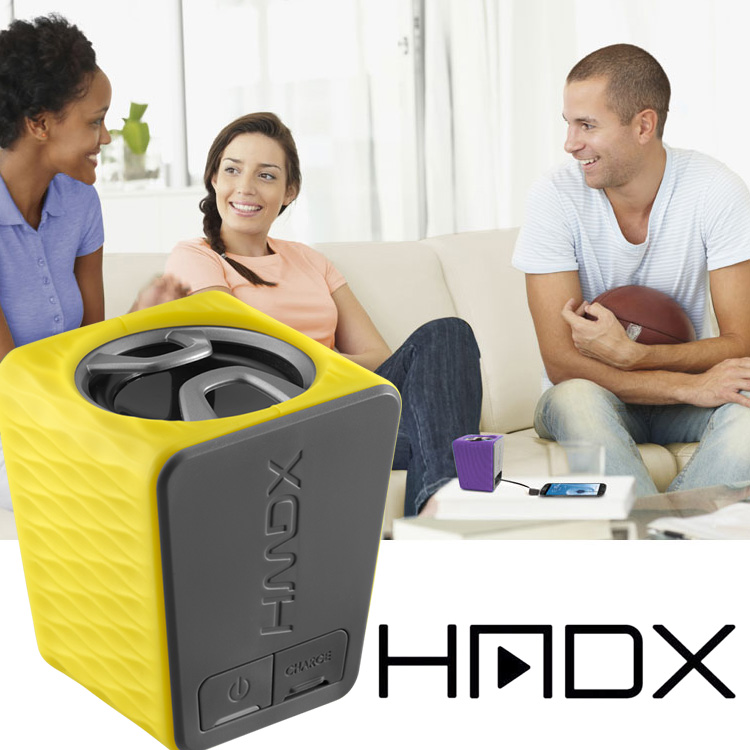 HDMX-Burst-Portable-Compact-and-Rechargeable-Speaker
