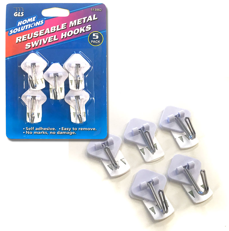 15 Pack of Removable Reusable.