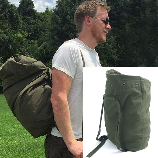Hungarian-Army-Surplus-Backpack