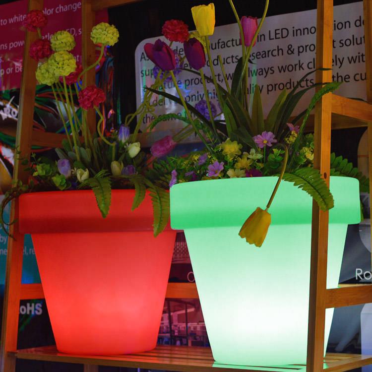 Set of 2 Color Changing LED Fl...
