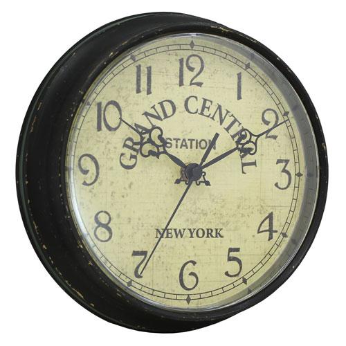 9 25 Quot Wall Clock By Geneva Clock Company Grand Central