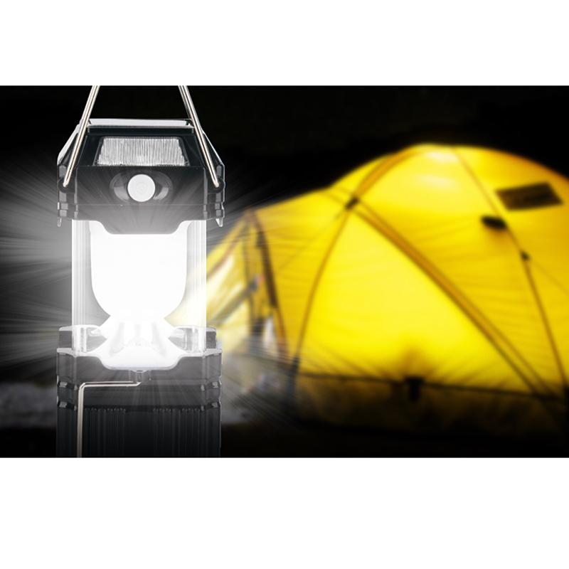 R2 Solar Lantern with Spot Lig...