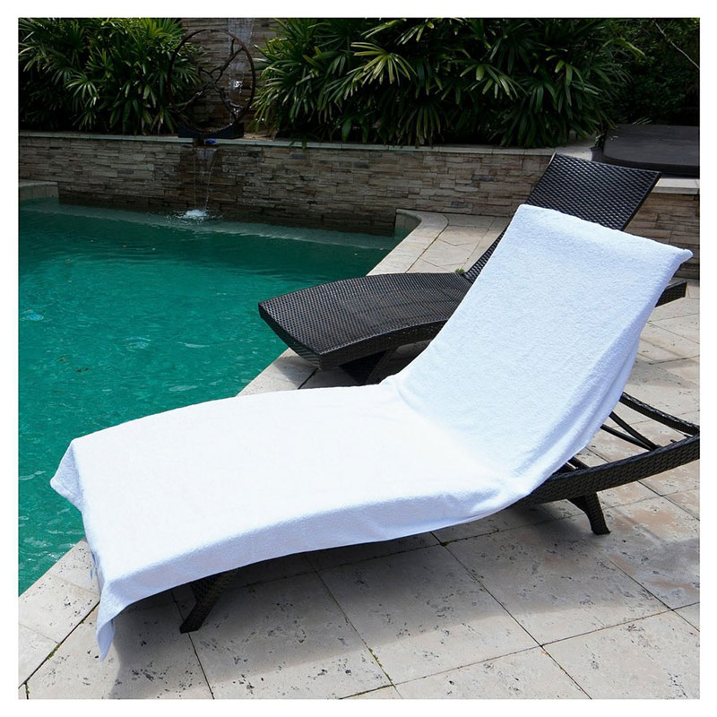 Superbe MID SUMMER CLEARANCE PRICE   Resort Grade Towel Lounge Chair Cover    EXTREMELY Luxurious! Also Makes An Excellent Extra Large Beach Towel!