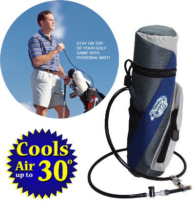 Misty Mate Deluxe Personal Mist Air Cooler 24oz 13 Deals
