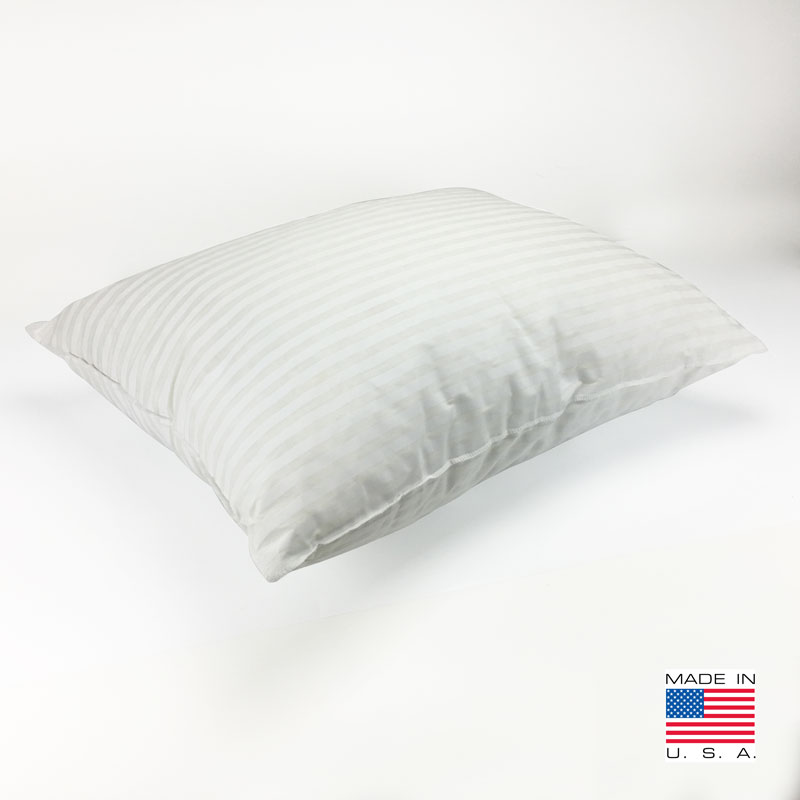 Large Foam Sleep Pillow - Comp...