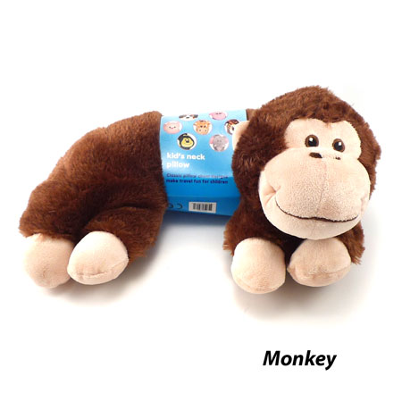 Animal Pillow Chum : 13 Deals - Neck Pillow Chums - Kids Animals Shaped Neck Pillows