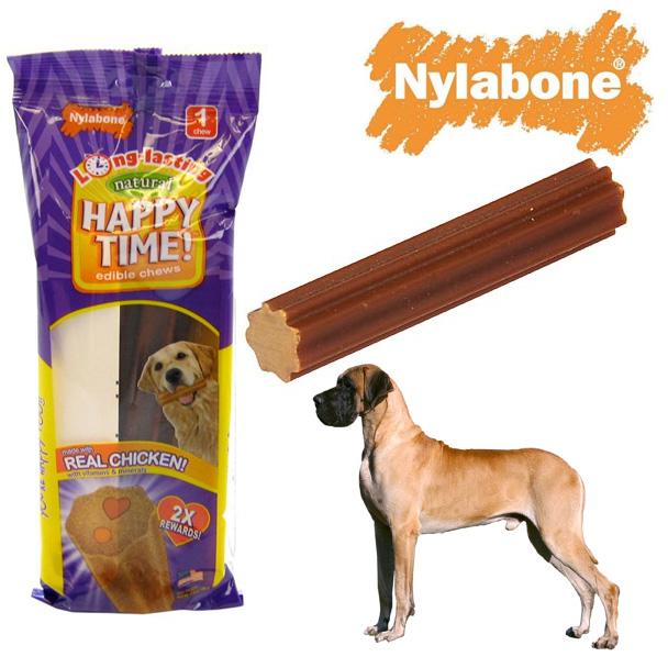 Nylabone-7-Inch-Natural-Happy-Time-Long-Lasting-Chews