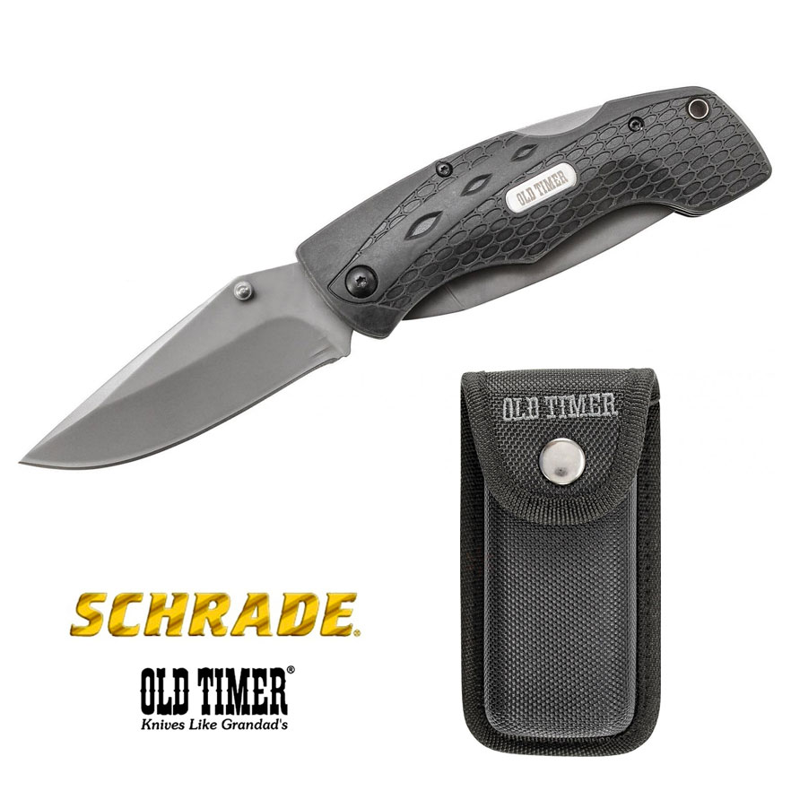 Schrade Old Timer Copperhead D...