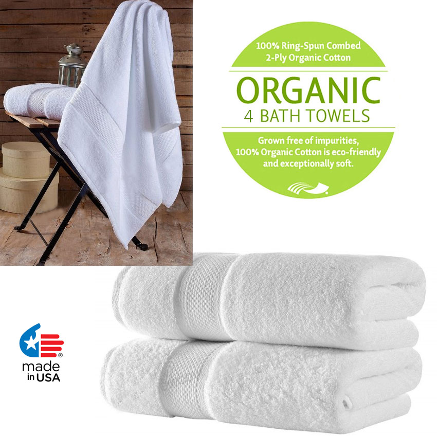 $27.96 (reg $100) Set of 4 Lux...