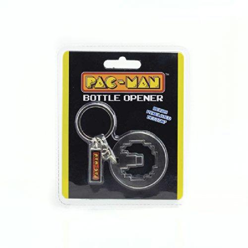 retro pixelated pac man bottle opener key chain ships free 13 deals. Black Bedroom Furniture Sets. Home Design Ideas