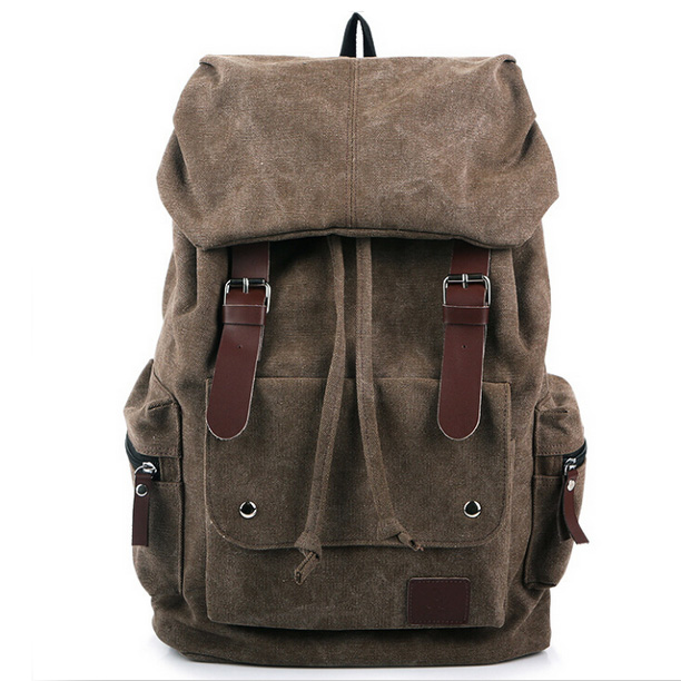 Vintage-Canvas-Backpack-with-Leather-Accents